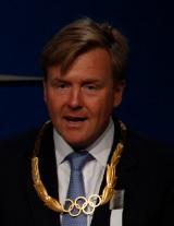 Koning krijgt erelidmaatschap IOC